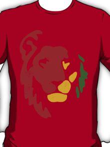 Lion Rasta Reggae T-Shirt