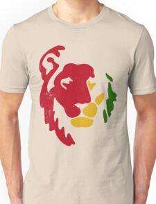 Lion Rasta Reggae Unisex T-Shirt