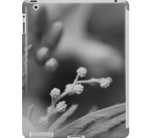 Macro blossoms iPad Case/Skin