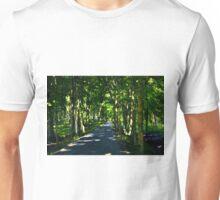 A Dappled Path Unisex T-Shirt