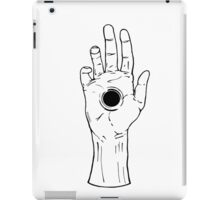 Faith on lock iPad Case/Skin