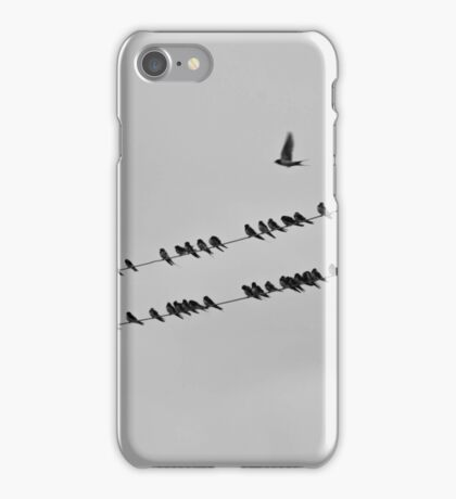 Odd One Out iPhone Case/Skin