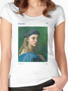 Virginia Woolf - Orlando Women's Fitted Scoop T-Shirt