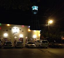 Legendary Gruene Hall in Gruene ,TX by OvaryActing