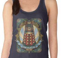 Dalek New-Nouveau Women's Tank Top