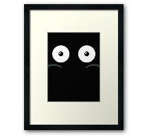 MR.POPO Framed Print