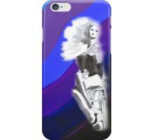 Blue Wave Breeze iPhone Case/Skin