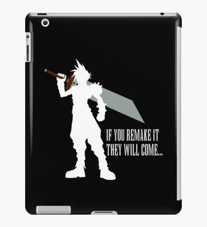 If you remake it... iPad Case/Skin