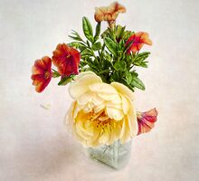 Small Summer Bouquet by LouiseK