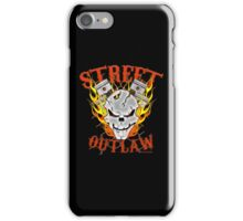 Street Outlawed iPhone Case/Skin