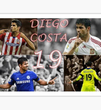 Diego Costa  Sticker