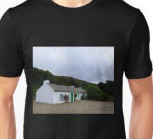 Cottage With Green Door.........................Ireland Unisex T-Shirt