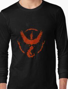 Team Valor: Fire Long Sleeve T-Shirt