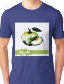 illustration of fruit apple Unisex T-Shirt