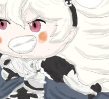 Fire Emblem Fates-Chibi Corrin(Female) Sticker