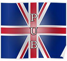 Union Pub Poster