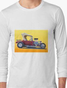 1923 Ford Model T Roadster Long Sleeve T-Shirt