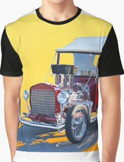 1923 Ford Model T Roadster Graphic T-Shirt