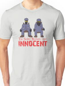 The Scoleri Brothers Were Innocent T-Shirt