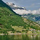 Exploring Norway by Gerda Grice