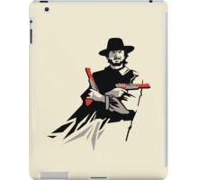 Light Gun Eastwood iPad Case/Skin
