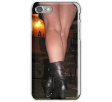 New boots iPhone Case/Skin