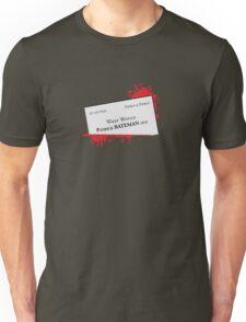 What would Patrick Bateman do? T-Shirt