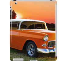 1955 Chevrolet Bel Air Hardtop iPad Case/Skin