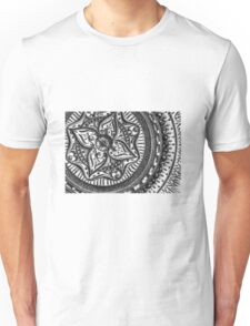 Concentric Circles Unisex T-Shirt