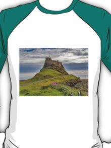 The Castle  Holy Island T-Shirt