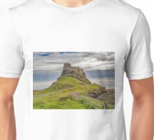 The Castle  Holy Island Unisex T-Shirt