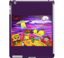 Nick At Night iPad Case/Skin