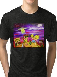 Nick At Night Tri-blend T-Shirt