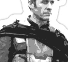 Stantelope - Stannis Baratheon with horns Sticker