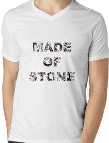Stone Roses - Made of Stone Artwork  Mens V-Neck T-Shirt
