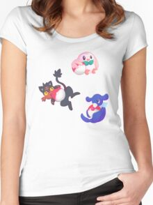 Gen VII Starters Women's Fitted Scoop T-Shirt
