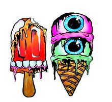 ICE CREAM EYE SCREAM by Narineh Seferian