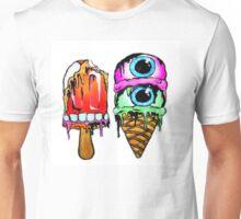 ICE CREAM EYE SCREAM Unisex T-Shirt