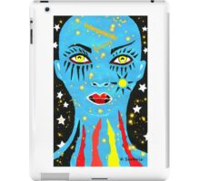 Intergalactic Beauty iPad Case/Skin