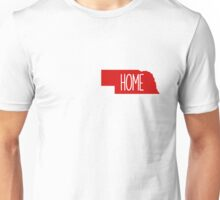Nebraska Home Unisex T-Shirt