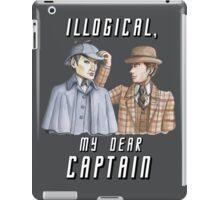 Star Trek/Sherlock Holmes iPad Case/Skin