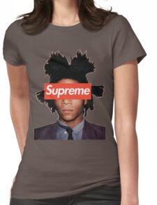 Basquiat X Supreme Womens Fitted T-Shirt