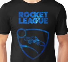 Rocket League Minimalist Nebula Design Unisex T-Shirt