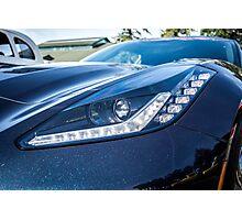 Corvette ZR1  Photographic Print