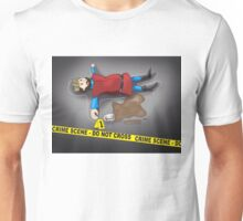King Henry Died By Drinking Chocolate Milk Unisex T-Shirt