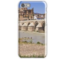 Puente Romano -  Cordoba - Andalucia - Spain iPhone Case/Skin