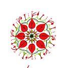 love mandala by anastasia papadouli