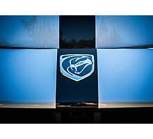 Dodge Viper emblem Photographic Print