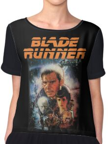Blade Runner Shirt! Chiffon Top