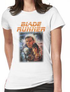 Blade Runner Shirt! Womens Fitted T-Shirt